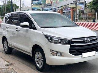 Bán xe Toyota Innova sản xuất 2016, màu trắng còn mới, giá 498tr