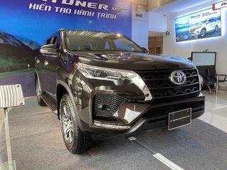 Bán xe Toyota Fortuner sản xuất 2020, màu nâu, nhập khẩu