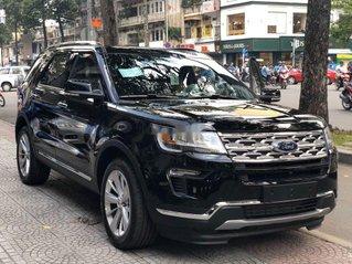 Bán Ford Explorer sản xuất 2020, màu đen, nhập khẩu