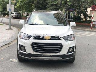 Bán ô tô Chevrolet Captiva sản xuất 2016, màu trắng, giá chỉ 545 triệu