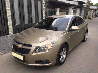 Bán ô tô Chevrolet Cruze sản xuất năm 2010, màu vàng, 235 triệu