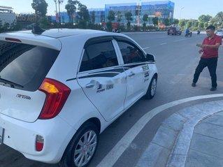 Cần bán xe Kia Morning đời 2013, màu trắng, nhập khẩu, 218 triệu