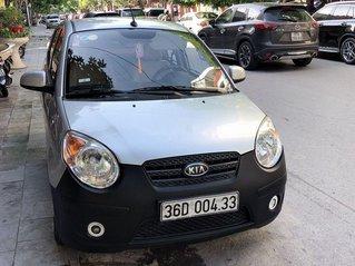 Bán xe Kia Morning Van 2010, màu bạc, nhập khẩu Hàn Quốc số tự động