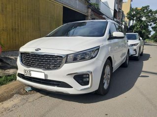 Bán xe Kia Sedona 2.2 DAT Luxury đời 2019, màu trắng số tự động
