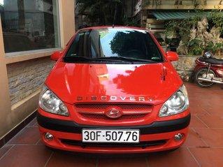 Chính chủ bán Hyundai Getz đời 2007, màu đỏ, nhập khẩu