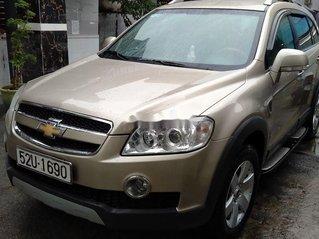 Cần bán gấp Chevrolet Captiva sản xuất năm 2008, nhập khẩu nguyên chiếc