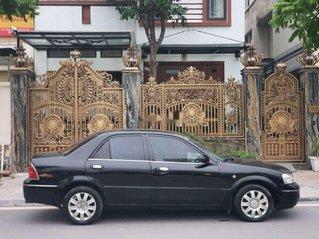 Bán Ford Laser 2005, màu đen, xe gia đình