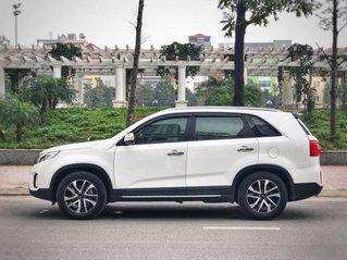 Bán xe Kia Sorento DATH năm sản xuất 2019, màu trắng số tự động