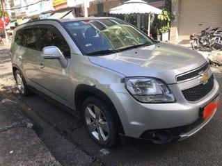 Bán xe Chevrolet Orlando đời 2017, màu bạc số sàn