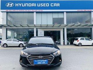 Bán Hyundai Elantra 1.6 AT đời 2017, màu đen như mới, 539tr