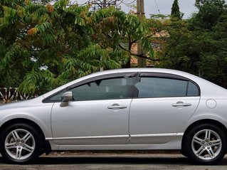 Bán Honda Civic năm 2012, màu bạc ít sử dụng