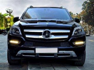 Cần bán xe Mercedes GL400 đời 2014, màu đen số tự động