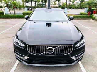 Volvo S90 Inscription màu đen model 2021, giao xe ngay tháng 11/2020
