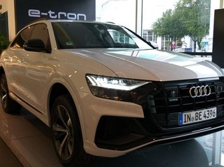 Bán xe Audi Q8 2020 nhập khẩu chính hãng, giá tốt nhất miền nam, liên hệ ngay