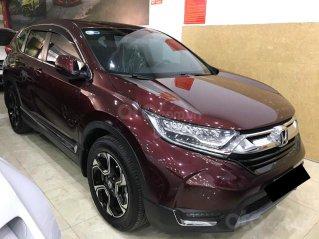 Bán nhanh Honda CRV 1.5 Turbo đời 2019, màu đỏ
