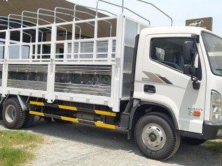 Mighty EX8GT tải trọng 6t3 - 7t2, thùng dài 5m3 - 5m7, KM 100% bảo hiểm, hỗ trợ vay đến 75%