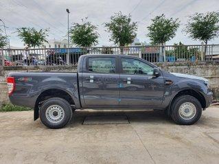 Ford Ranger 2020 2 cầu số sàn, giao ngay, chỉ cần 170tr nhận xe ngay