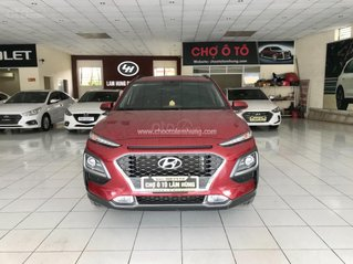 Bán xe Hyundai Kona 1.6 Turbo năm sản xuất 2020, màu đỏ