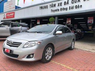 Bán Toyota Corolla Altis 1.8G 2009 màu bạc