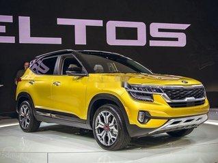 Bán xe Kia Seltos đời 2020, màu vàng