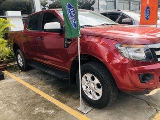 Cần bán gấp Ford Ranger đăng ký 2014, màu đỏ mới 95%, giá chỉ 465 triệu đồng