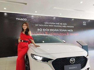 Bán Mazda 3 New 2020 - ngập tràn ưu đãi - tặng ngay tiền mặt - tặng phụ kiện - xe đủ màu giao ngay