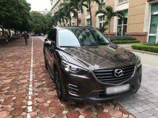 Cần bán xe Mazda CX5 đời 2017, màu xám nâu