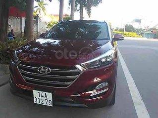 Cần bán xe Hyundai Tucson năm sản xuất 2018, màu đỏ còn mới giá cạnh tranh