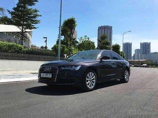 Cần bán lại xe Audi A6 sản xuất năm 2016, màu xám, xe nhập còn mới