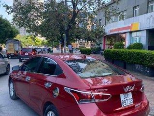 Bán xe Hyundai Accent AT sản xuất 2019, màu đỏ