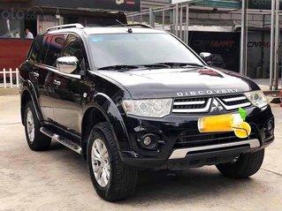 Cần bán lại xe Mitsubishi Pajero Sport đời 2015, màu đen