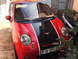 Cần bán gấp Daewoo Matiz SE 2007, màu đỏ