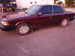 Bán Toyota Camry MT đời 1991, màu đỏ, nhập khẩu Nhật Bản