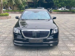Cần bán xe Mercedes S650 đời 2018, màu đen