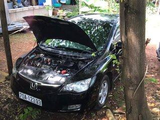 Bán xe Honda Civic 2007, màu đen