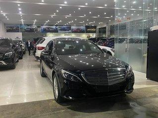 Bán xe Mercedes C250 Exclusive đời 2016, màu đen
