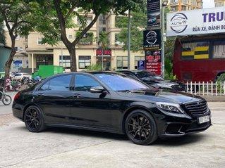 Bán xe Mercedes S500 sản xuất 2015, màu đen