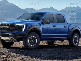 Giao bán Ford F150 Facelift 2021, giá cạnh tranh