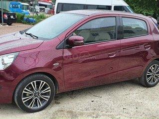 Cần bán Mitsubishi Mirage sản xuất năm 2016, màu đỏ như mới, giá tốt