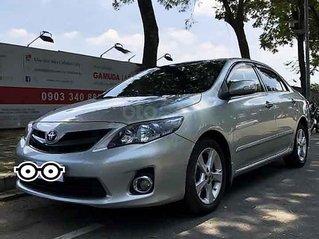 Bán ô tô Toyota Corolla Altis sản xuất 2011, màu bạc còn mới