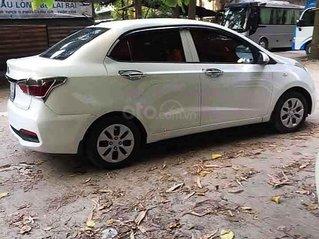 Bán xe Hyundai Grand i10 sản xuất năm 2018, màu trắng còn mới, giá tốt