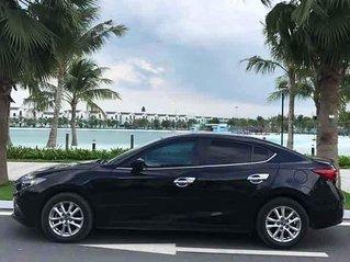 Bán Mazda 3 sản xuất 2017, màu đen còn mới, giá tốt