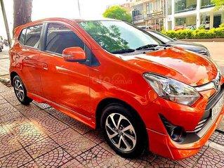 Bán Toyota Wigo sản xuất năm 2019, nhập khẩu nguyên chiếc còn mới, 345tr