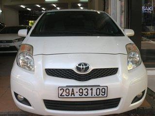 Bán xe Toyota Yaris 2010, màu trắng, nhập Nhật