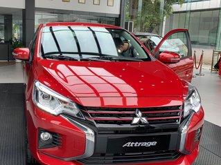 Mitsubishi Huế - Bán Mitsubishi Attrage 2020, nhập Thái Nguyên chiếc, giá rẻ, giảm 19 triệu tiền mặt