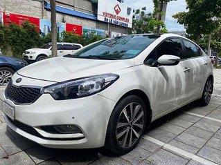 Bán xe Kia K3 năm 2015, màu trắng còn mới giá cạnh tranh
