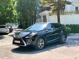 Cần bán gấp Lexus RX năm 2017, màu đen, xe nhập còn mới