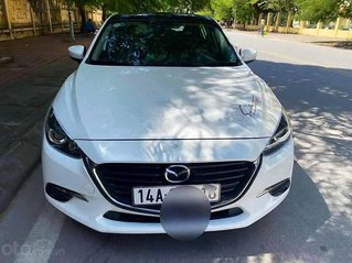 Bán Mazda 3 sản xuất năm 2017, màu trắng còn mới