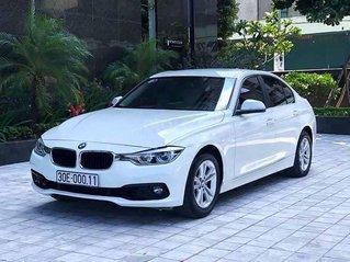 Bán xe BMW 3 Series sản xuất năm 2015, màu trắng, nhập khẩu còn mới
