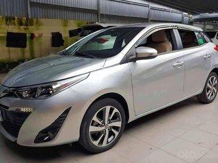 Bán Toyota Yaris đời 2018, màu bạc, nhập khẩu còn mới giá cạnh tranh